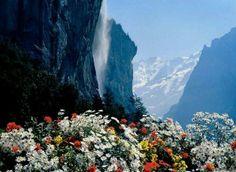 سلسلة جبال جونغفرو، سويسرا. #غرد_بصورة #أروع_الصور #ناشونال_جيوغرافيك