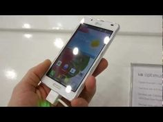 LG Optimus L7 II Android Phone: Our previous blogs have given you the specifications concerning the L II series LG phones. Anyway, please enjoy the video review for the L7 II. Lg Phone, Digital Camera, Advertising, Android, Phones, Blog, Leather, Free, Digital Cameras