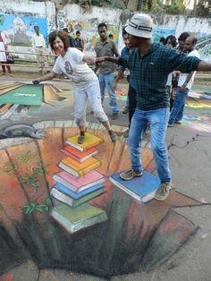 Street Art. Libri: una passione