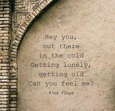 Pink Floyd - Hey You - 1979 Album = The Wall Song Lyrics