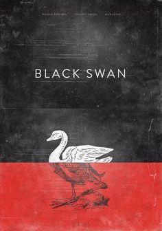 黑x白 天鵝 | MyDesy 淘靈感