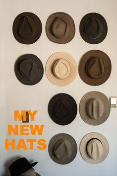 8 mejores imágenes de porta sombrero  457a9240b59