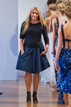 View the Collette Dinnigan Spring 2014 RTW collection. See photos and video of the S2014RTW runway show. Collette Dinnigan
