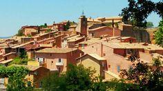 Roussillon, Plateau de Vaucluse  e Luberon