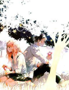 Anime couple | We Heart It