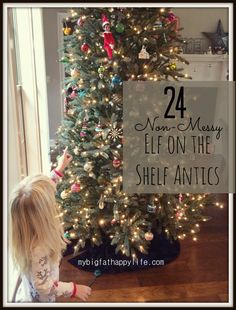 24 Non-Messy Elf on