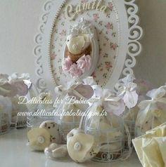 Kit maternidade Shabby - Dellicatess for Babies