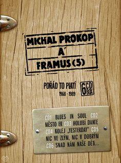 Album artwork by Maťo Mišík www.matomisik.com - Michal Prokop a Framus (5) — Pořád to platí  #cdcover #albumartwork #albumart #coverart