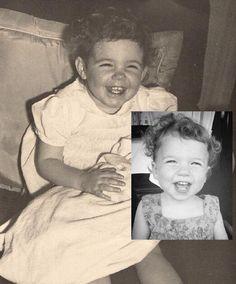 【瓜二つ】親と子は「よく似る」ということがわかる11の証拠(画像)   COROBUZZ