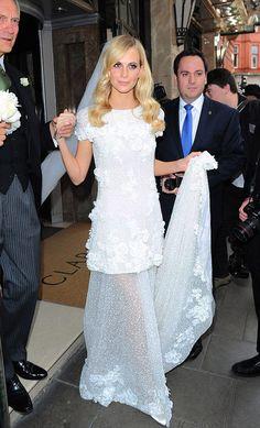 Poppy Delevingne ( garota propaganda da Talento) casamento-poppy-delevingne-10