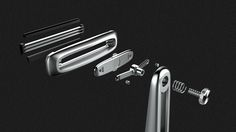 Mr Beard - Portable razor on Behance