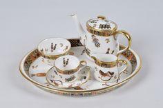 Royal Crown Derby Porcelain (United Kingdom) — Tea set   (3968×2645)