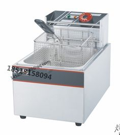 116.00$  Buy now - http://ali7cv.worldwells.pw/go.php?t=32645457695 - Stainless stee kitchen and restaurant equipment Desktop electric deep fryers