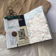 Donegal and Galway, Ireland Scrapbook in Travel Journal Bullet Journal Inspo, Bullet Journal Travel, Bullet Journal Aesthetic, Bullet Journal Writing, Bullet Journal Ideas Pages, Journal Diary, Junk Journal, Art Journal Pages, Travel Journal Pages