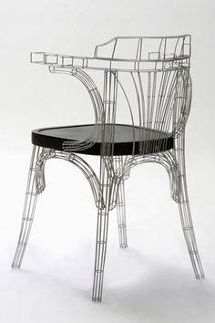 Grid Chair by Jaebeom Jeong