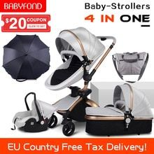 Buy CE standard luxury high landscape stroller gold frame 0-3 years old baby 4 in 1 baby stroller with umbrella and bags 8 gifts at www.babyliscious.com! Free shipping to 185 countries. 21 days money back guarantee. 3 Years Old Baby, Baby Bassinet, 4 In 1, First Baby, 21 Days, Baby Car Seats, Countries, Baby Strollers, Free Shipping