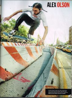 Alex Olson, Wallie