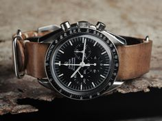Bulang & Sons | Omega 145.022 Speedmaster Professional (Sold) From http://bulangandsons.com/portfolio_page/omega-145-022-speedmaster-professional/