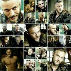Travis Fimmel a.k.a Ragnar Lothbrock