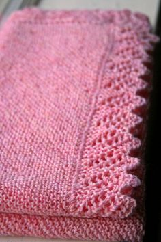 """On the Let's Knit! Magazine website, this is available for free under the name """"Sands Baby Blanket"""""""