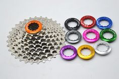Cheap bike freewheel, Buy Quality cassette cycling directly from China freewheel cassette Suppliers: LITEPRO Aluminum Alloy Bicycle Cycling Cassette Cover Bike Freewheel Fixing Bolt Screw Freewheel Cover Bicycle Parts, Aluminium Alloy, Cycling, Bike, Cover, Mountain, Free Shipping, Bicycle, Biking