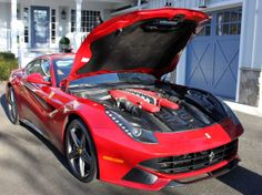 Here's What It's Like To Live With The $316,000 Ferrari F12berlinetta [PHOTOS]