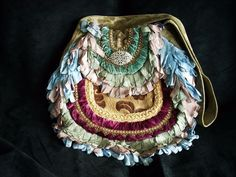 MAGNOLIA PRINT PEARL CREAM  TRIM IZABELLA ROSE  BAG | Clothing, Shoes & Accessories, Women's Handbags & Bags, Handbags & Purses | eBay!