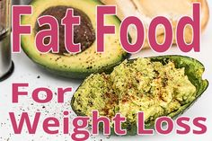Fat Food For Weight Loss Fat is practically a four-letter word where weight loss is concerned. 5 fatty foods that boost weight loss Fat Foods, Saturated Fat, Avocado Toast, Letter, Menu, Weight Loss, Diet, Breakfast, Health