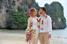 Railay Beach Wedding Beach Wedding Packages, Railay Beach, Thailand Wedding, Event Organiser, Wedding Ceremony, Destination Wedding, Marriage, Style, Valentines Day Weddings