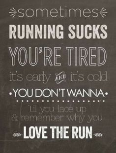 replace running with workout