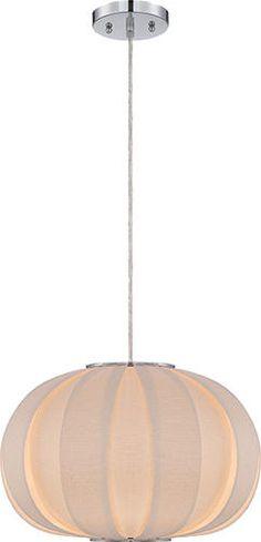 phoebe 1 light 10 12 polished chrome pendant at menards 65 basement lighting options 1