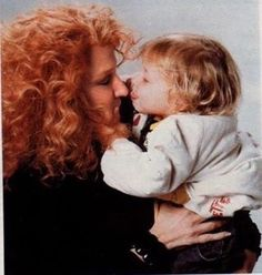 Bette Midler with Sophie