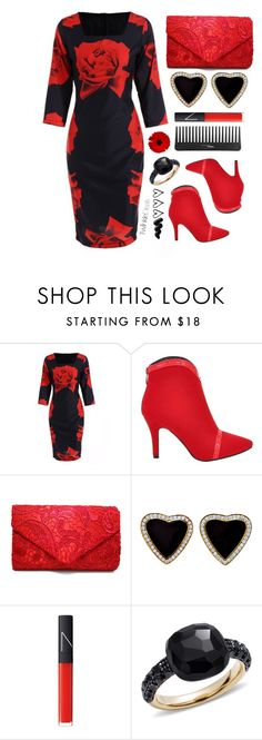 """""""TwinkleDeals"""" by simona-altobelli ❤ liked on Polyvore featuring NARS Cosmetics and Pomellato"""