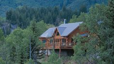 Log Home Design Plan and Kits for Denver