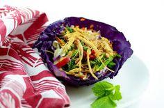 Monash University Low FODMAP Diet: Low FODMAP Pulled Pork and Coleslaw recipe