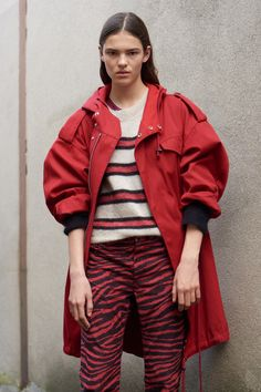 Étoile Isabel Marant Fall 2018 Ready-to-Wear Collection - Vogue