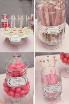 Baby Shower Inspiration Photos