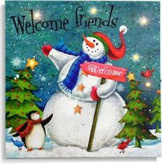 StealStreet SSUGMNA139 LED Light Up Holiday Christmas Wall Sign Welcome Friends -- This is an Amazon Affiliate link. Want additional info? Click on the image.