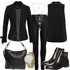 Business Outfits: BlackCode bei FrauenOutfits.de