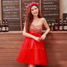 Colorful  Organza Beaded Sweetheart Corset by Dainanaweddingitems, $95.00 Bridesmaid Dress Colors, Strapless Dress Formal, Formal Dresses, Corset, Colorful, Future, Fashion, Dresses For Formal, Moda