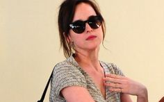 """Click here to see why Dakota Johnson is so wrong about Fifty Shades of Grey being """"an incredible love story""""!"""