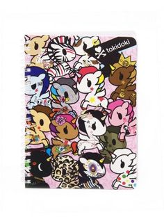 Unicorno Wire O Notebook $12