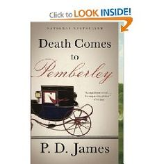 Death comes to pemberly   M's pick for #wayrw 1/30/13  #lpl