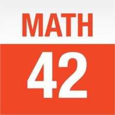 Math 42 - http://appedreview.com/app/math-42/