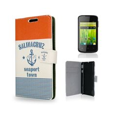 Card Cover BQ Aquaris 3.5 Salina Cruz