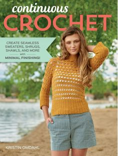 Continuous Crochet Book Review #crochet #review #book