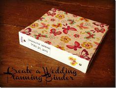 Wedding Binder for planning our wedding :) Wedding Planning Notebook, Diy Wedding Planner, Wedding Binder, Wedding Planning Tips, Wedding Ideas, Wedding Themes, Wedding Stuff, Wedding Cakes, Tie The Knot Wedding