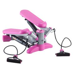 54,99 € - Mini-Stepper Twister rosa - DOMYOS