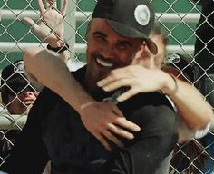 Shemar Moore and Matthew Gray Gulber. Love them on criminal minds!