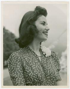model at the New York World's Fair, 1939-40